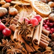 Christmas background — Stock Photo #34098153