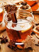 冬の飲み物 — ストック写真