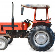 Red Tractor Isolated — Stock Photo #19445419