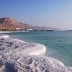 Dead Sea coast — Stock Photo #21555151