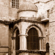 Fragment of the Church of the Holy Sepulchre — Stock Photo