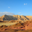 Timna Valley — Stock Photo