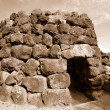 Stock Photo: Nuraghe