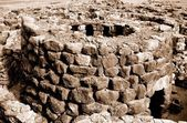 Nuraghe — Stock Photo