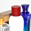Stockfoto: Bottle of perfume