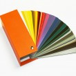 Open RAL sample colors catalogue — Stock Photo #5936593