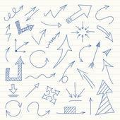 箭头 — 图库矢量图片