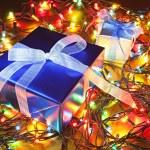 Christmas gifts — Stock Photo #4277456