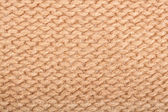 Background of knitted fabrics — Stock Photo