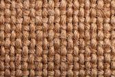 Textura de linho natural — Foto Stock