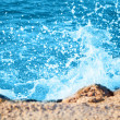 Blue ocean wave — Stock Photo #21688325