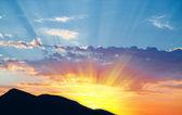 Sunrise — Stock Photo