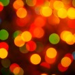 Multicolor christmas background — Stock Photo