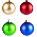 Set of christmas ball — Stock Photo #36322301