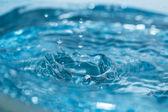水のしぶき — ストック写真