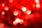 Defocused christmas background — Stock Photo