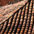Tiled roofs — Stock Photo #19475315