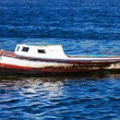 Old fishing boat - Stock Photo