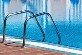 Metal railings — Stock Photo