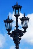 Oude straat lamp — Stockfoto