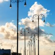 Street lights — Stock Photo