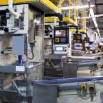 Conveyor in modern plant — Stock Photo #30386795