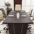 meeting table — Stock Photo