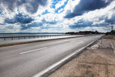Deniz yolu — Stok fotoğraf
