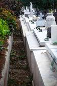 παλαιό νεκροταφείο — Φωτογραφία Αρχείου