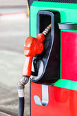 Petrol gas station — Stock Photo