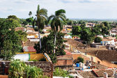 Old town of Trinidad — Stock Photo