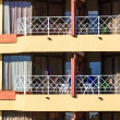 Beautiful balconies — Stock Photo #36549569
