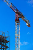 New crane — Stock Photo