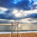 A lifeguard chair — Stock Photo #42583777