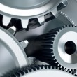 Machine gear 3d Illustrations — Stock Photo
