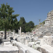 Old Town of Ephesus. Turkey — Stock Photo #12834336