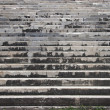 Stock Photo: Stairs in Temple of Apollo