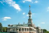 Северный речной вокзал в Москве — Стоковое фото