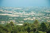 Litichoro, griechenland landschaft — Stockfoto