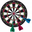 Darts Game — Stockvector #22357245