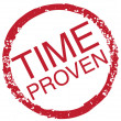 Stock Vector: Time-Proven