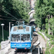 Stock Photo: Railway funicular in Kyiv, Ukraine