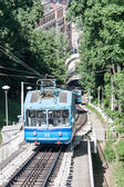 Railway funicular in Kyiv, Ukraine — Stockfoto