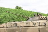 Army tank — Stock Photo