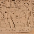Temple of Karnak, Egypt - Exterior elements — Foto Stock