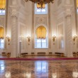 Stock Photo: Georgievsky Hall of Kremlin Palace, Moscow
