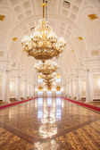 Georgievsky sali pałacu kreml, moskwa — Zdjęcie stockowe