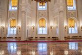 Georgievsky Hall of the Kremlin Palace, Moscow — Foto de Stock