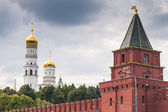 Moscow Kremlin Building in summer time — Stock Photo