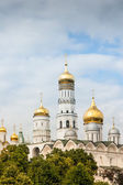 Moscow Kremlin Building in summer time — 图库照片